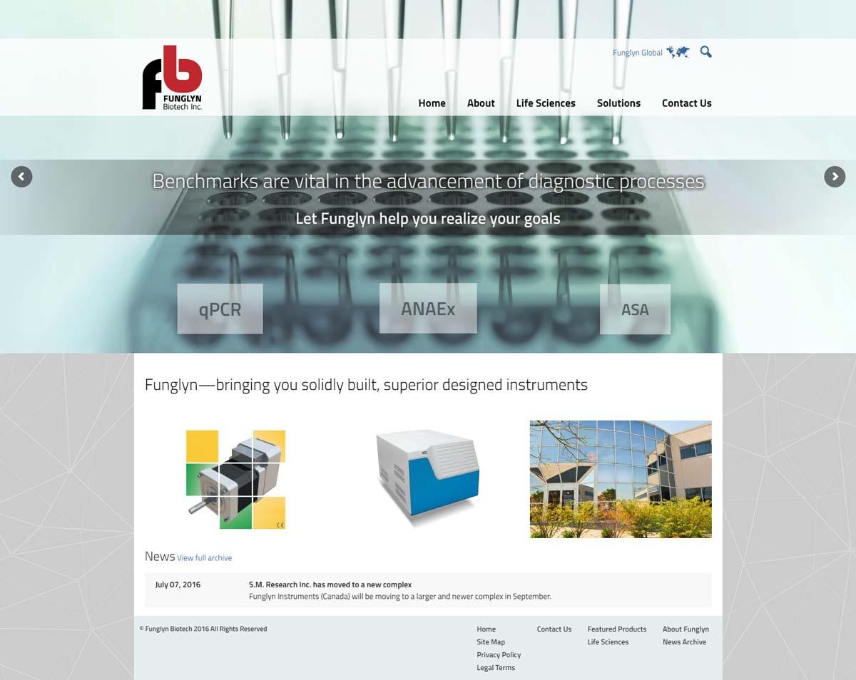 Portfolio icon for Funglyn Biotech